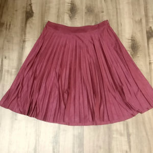 Liz Claiborne Pleated Skirt Size 16